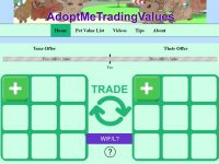 Adopt Me Trading Values List